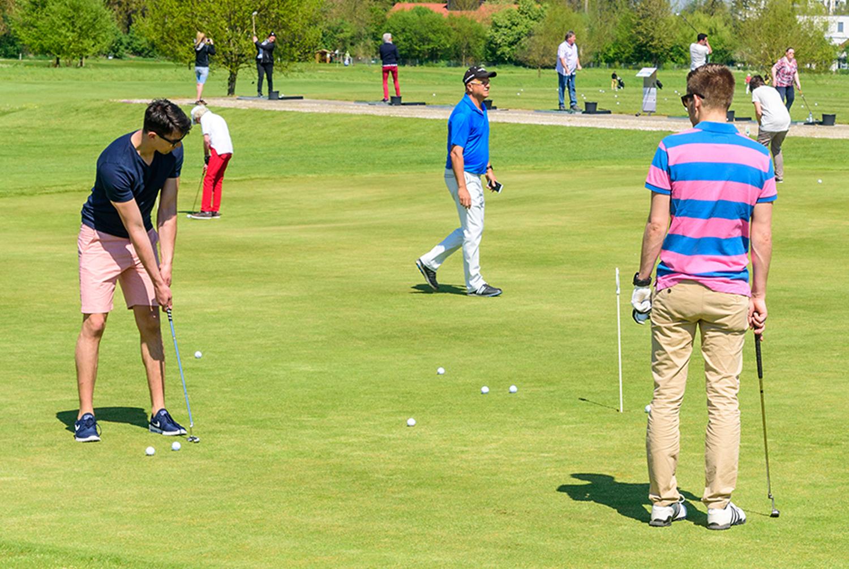Mehr Golf spielen Deutschland