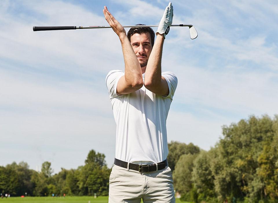 Dominik Ramspott Golfphysiotherapeut